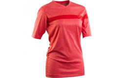 Polera RaceFace WOMANS TECH TOP-FLAME