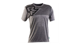 Polera Race Face TRIGGER TECH TOP-SS BLACK
