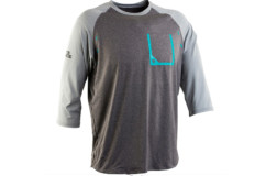 Polera Race Face STAGE LS BLK/GREY