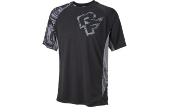 Polera Race Face INDY SS TURQ/BLACK T:L
